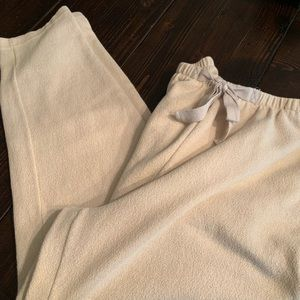 Pajama bottoms or workout pants by Liz Claiborne